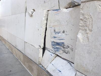 Overture crash wall