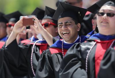 UW-Madison graduation