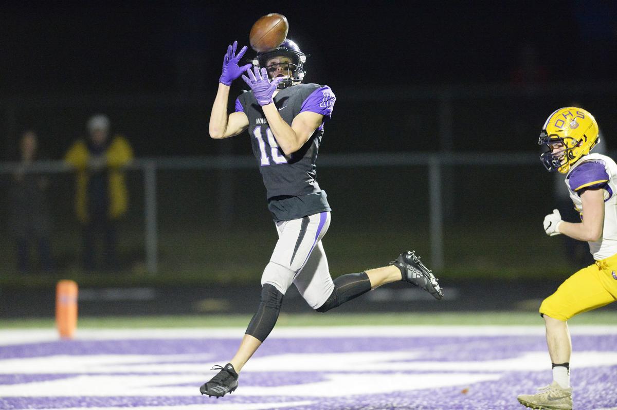 Sawyer Maly catch