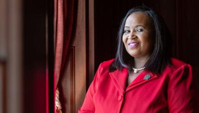 The first: Rep. Shelia Stubbs hopes to create pathways for people of color