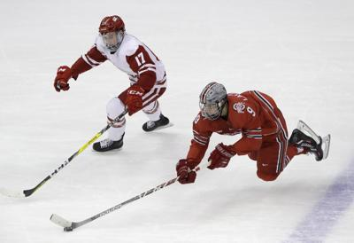 Badgers Men S Hockey For First Time In Four Decades Wpt Off