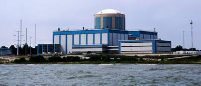 Kewaunee nuclear plant