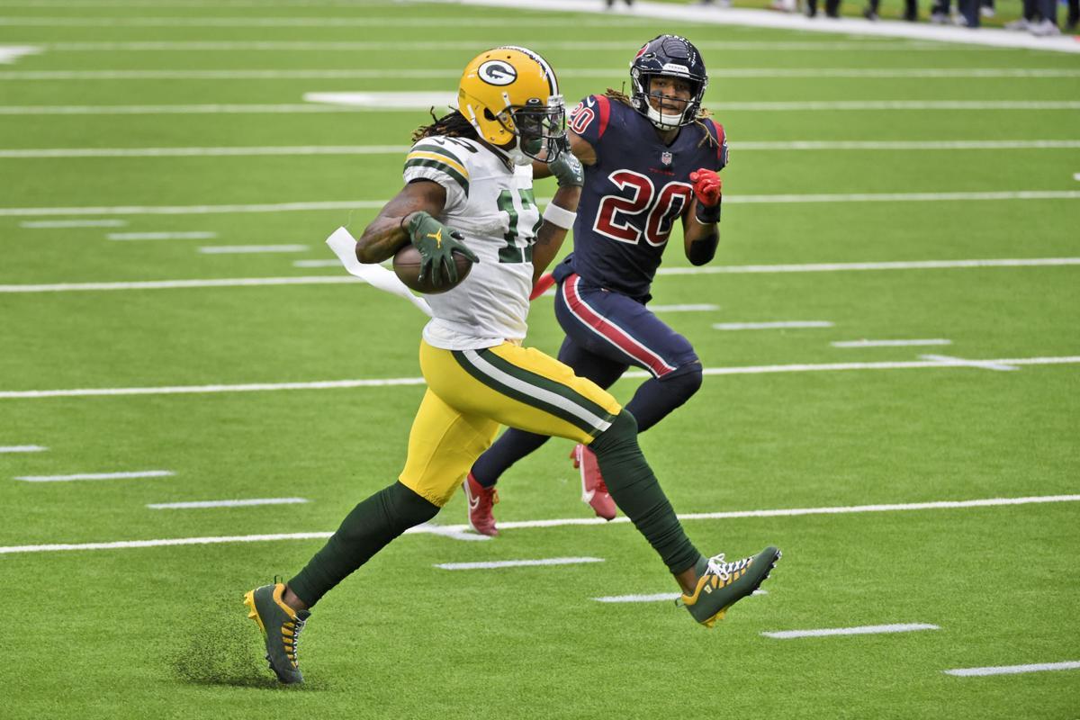 Davante Adams - Packers vs. Texans
