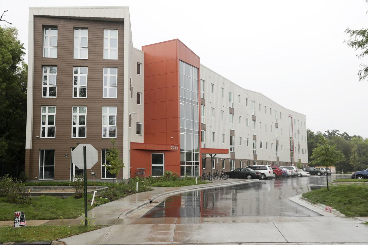 Heartland Housing for homeless families