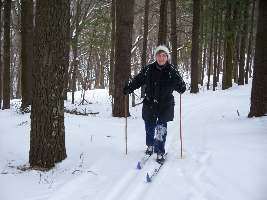 Skiing at Wildcat Mountain State Park