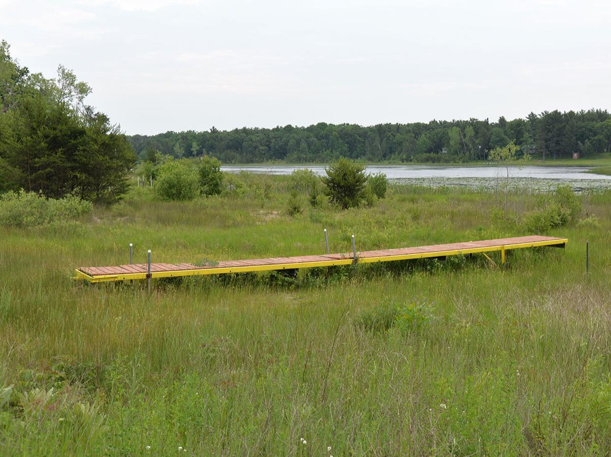 Long Lake shrinkage