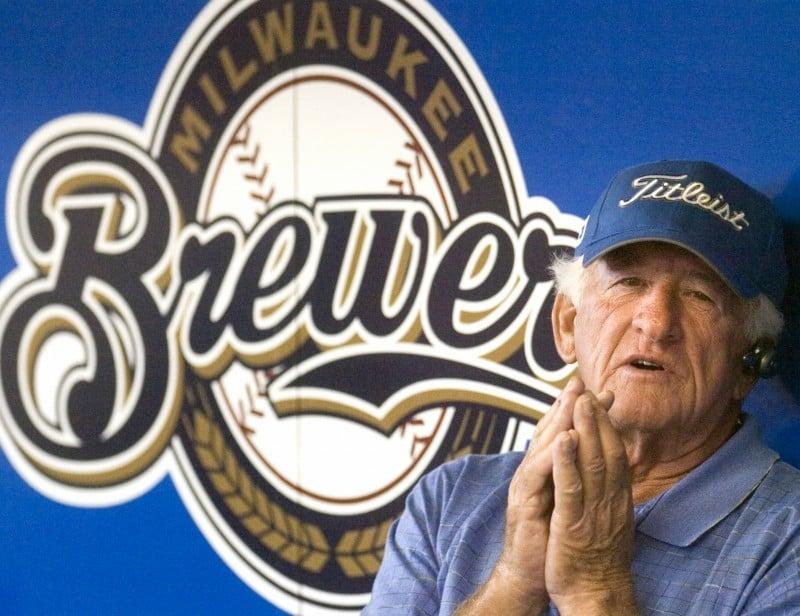 Bob Uecker, Milwaukee Brewers