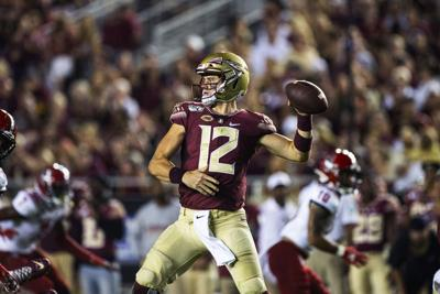 After 2 wins, ex-Badgers QB Alex Hornibrook back to bench at Florida State