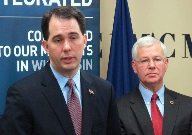 Scott Walker still not receiving WEDC award letters