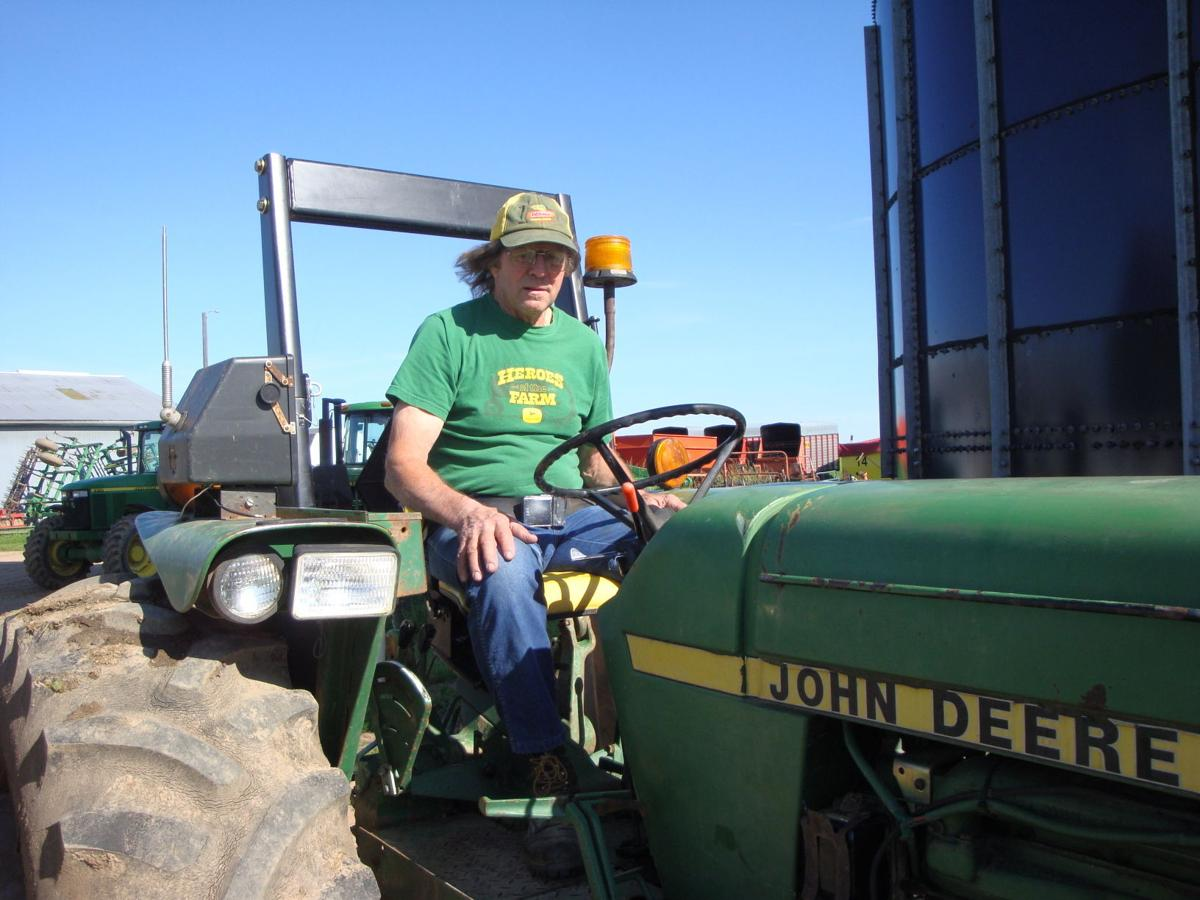 Tractor safety starts with roll-bar rebate