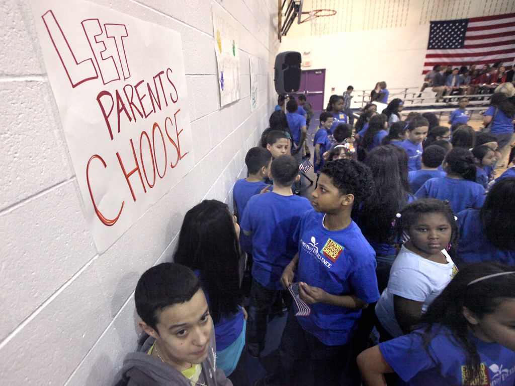 School Choice Rally 2