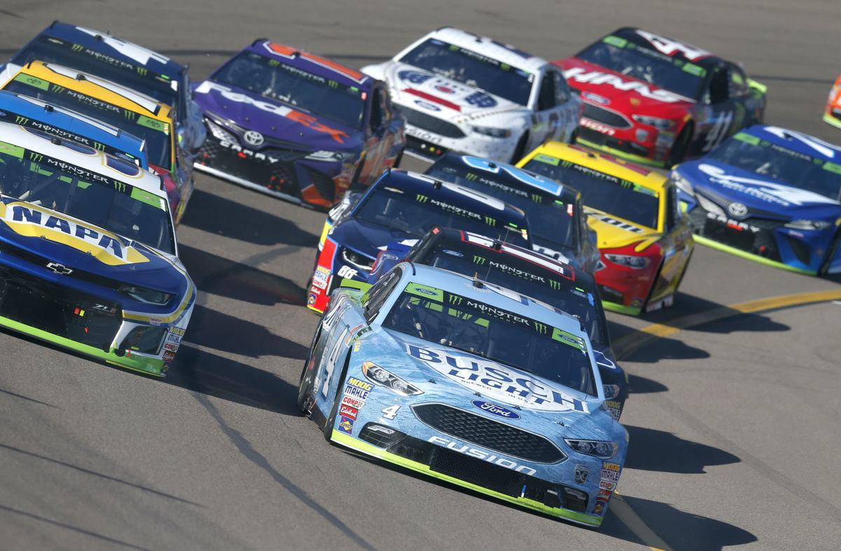NASCAR cover photo
