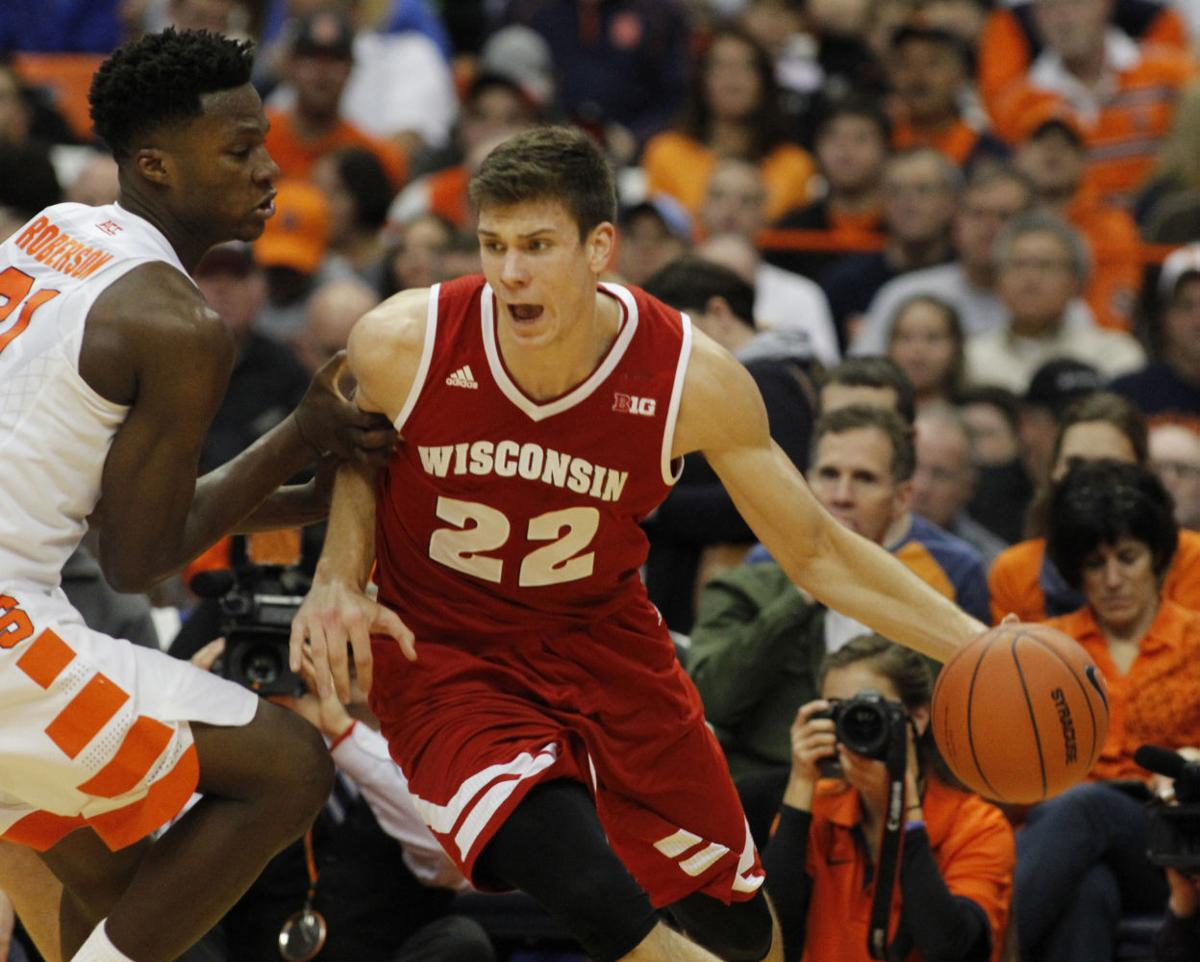 Badgers men\'s basketball: Ethan Happ off to an impressive start ...