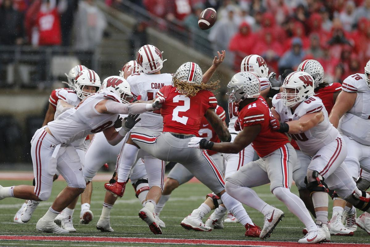 Quick Hits From Wisconsin Badgers 38 7 Loss To Ohio State