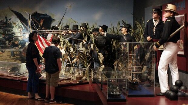 WI Veterans Museum
