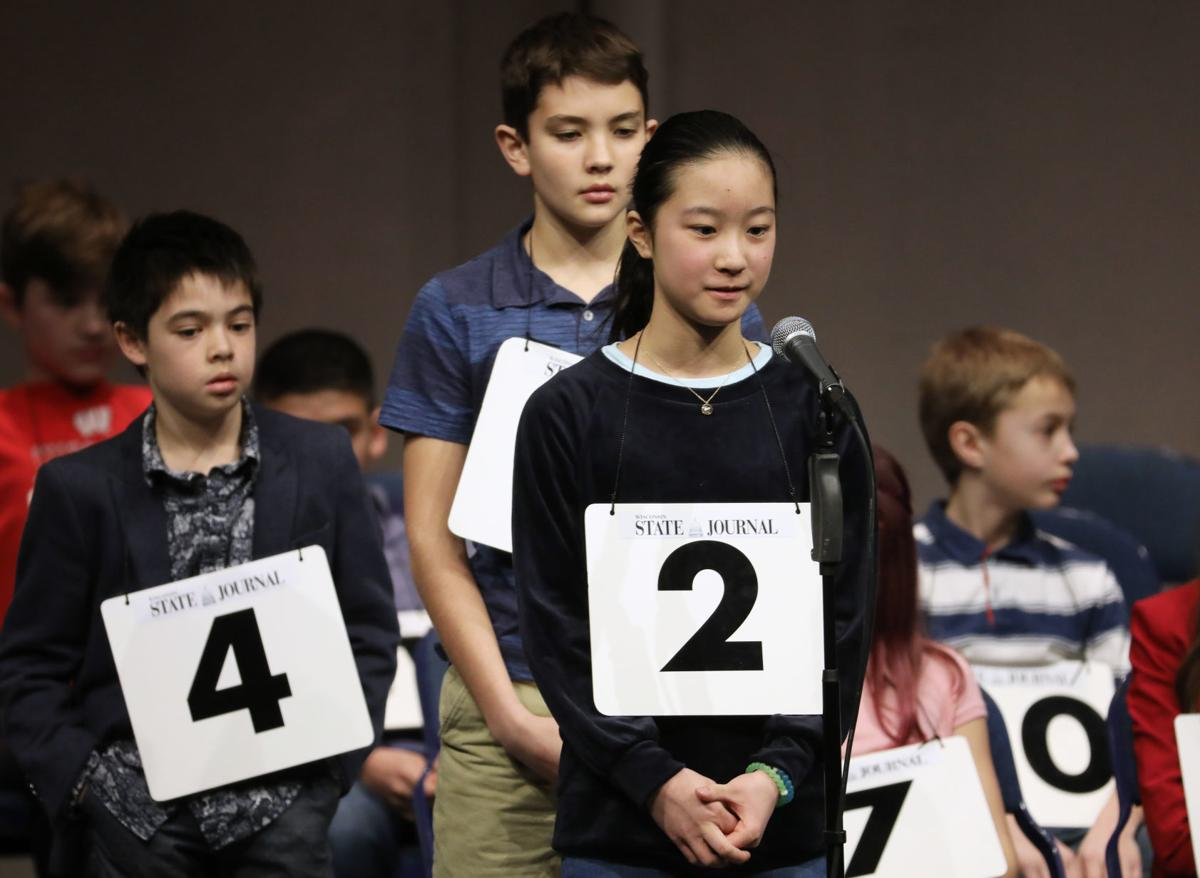 Madison All-City Spelling Bee