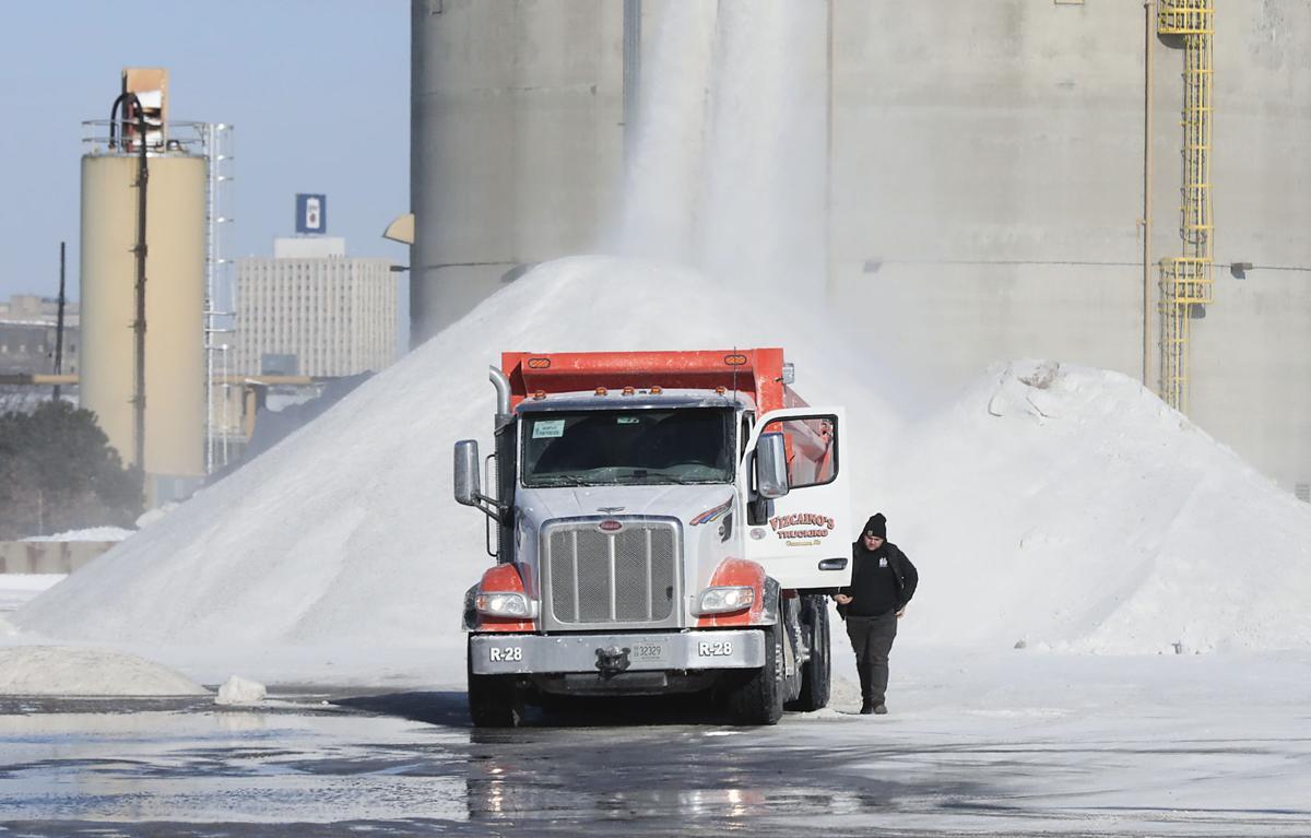 Salt Freighter