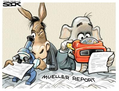 ANOTHER VIEW | STEVE SACK, MINNEAPOLIS STAR-TRIBUNE