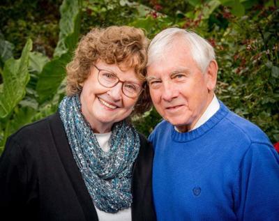 Happy 60th Anniversary Jerry & Loretta Maly