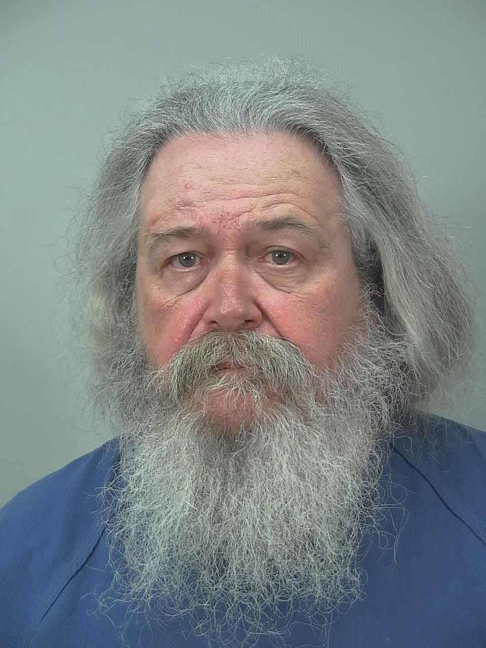 Barry M. Budris booking photo