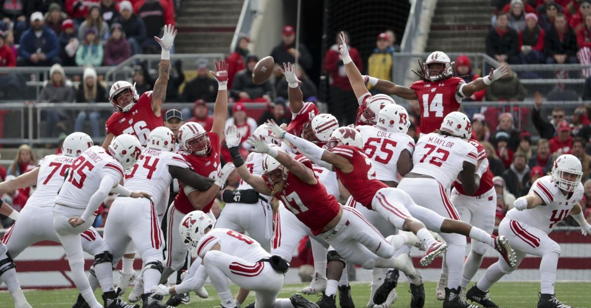 Wisconsin vs. Rutgers