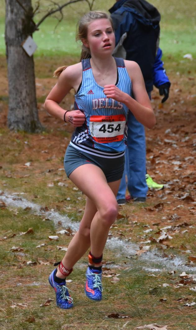 Prep Cross Country Wisconsin Dells Laura Beghin Has Done All She