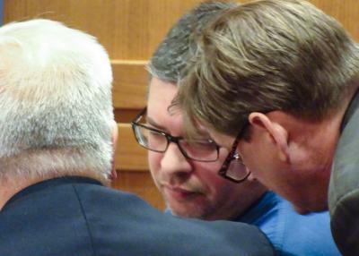 Christopher Kaphaem in court