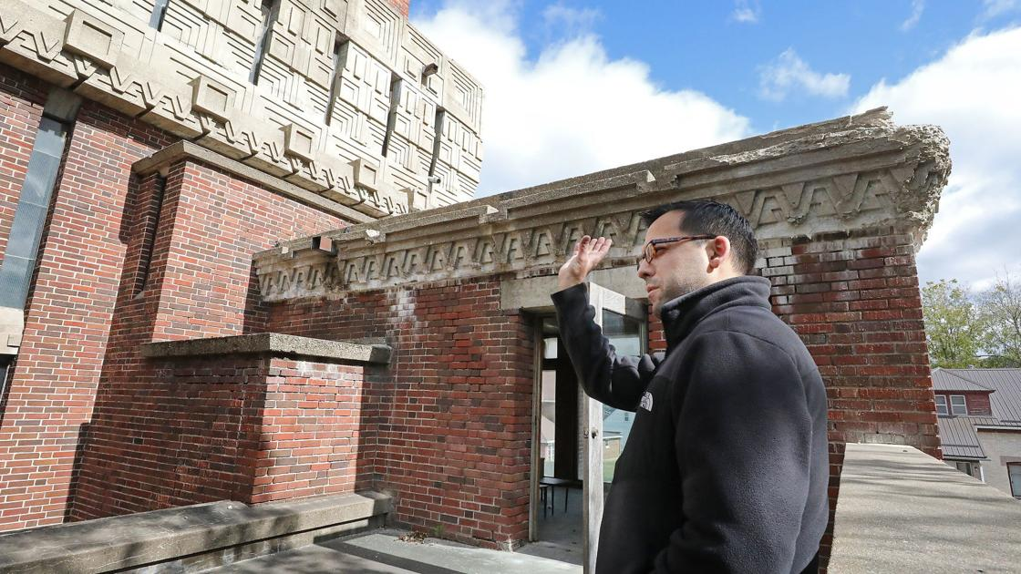 Frank Lloyd Wright warehouse closer to restoration and economic and cultural rejuvenation in Richland Center