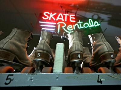 Fast Forward skates (copy)