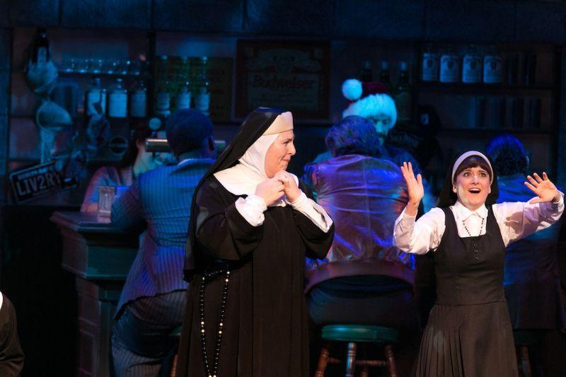 Sister Act, Mary Patrick and Mary Robert