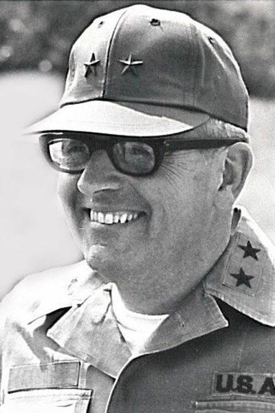 Lison, Jr., Major General James J.