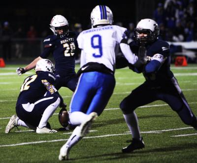 WIAA football photo: St. Mary's Springs' Cade Christensen