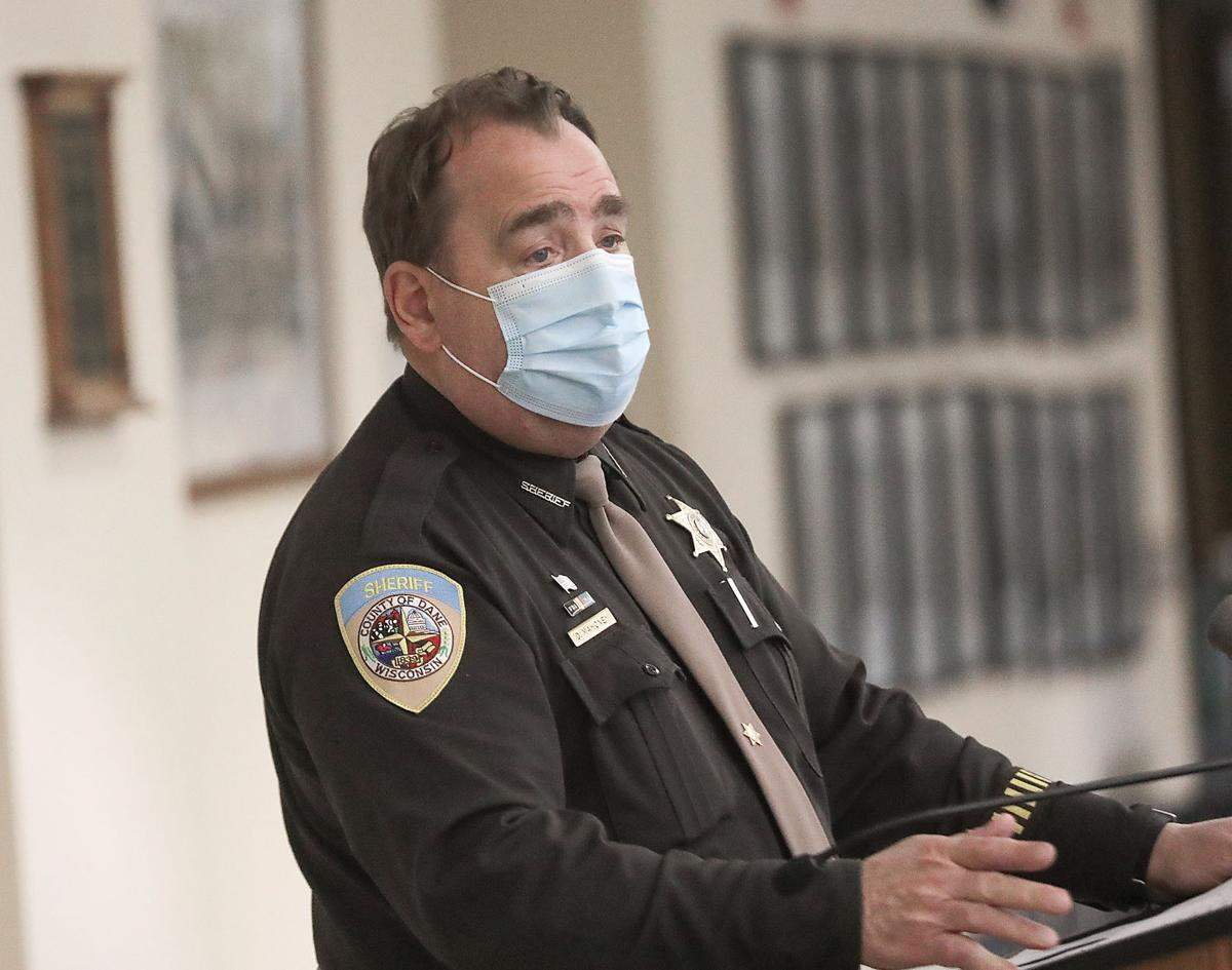 Sheriff Dave Mahoney 1