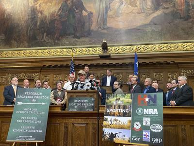 Ted Nugent with Wisconsin Republicans