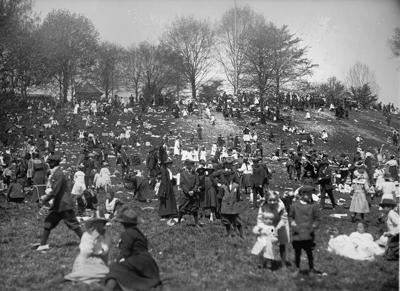 A glorious Easter amid national triumph -- State Journal editorial from 100 years ago
