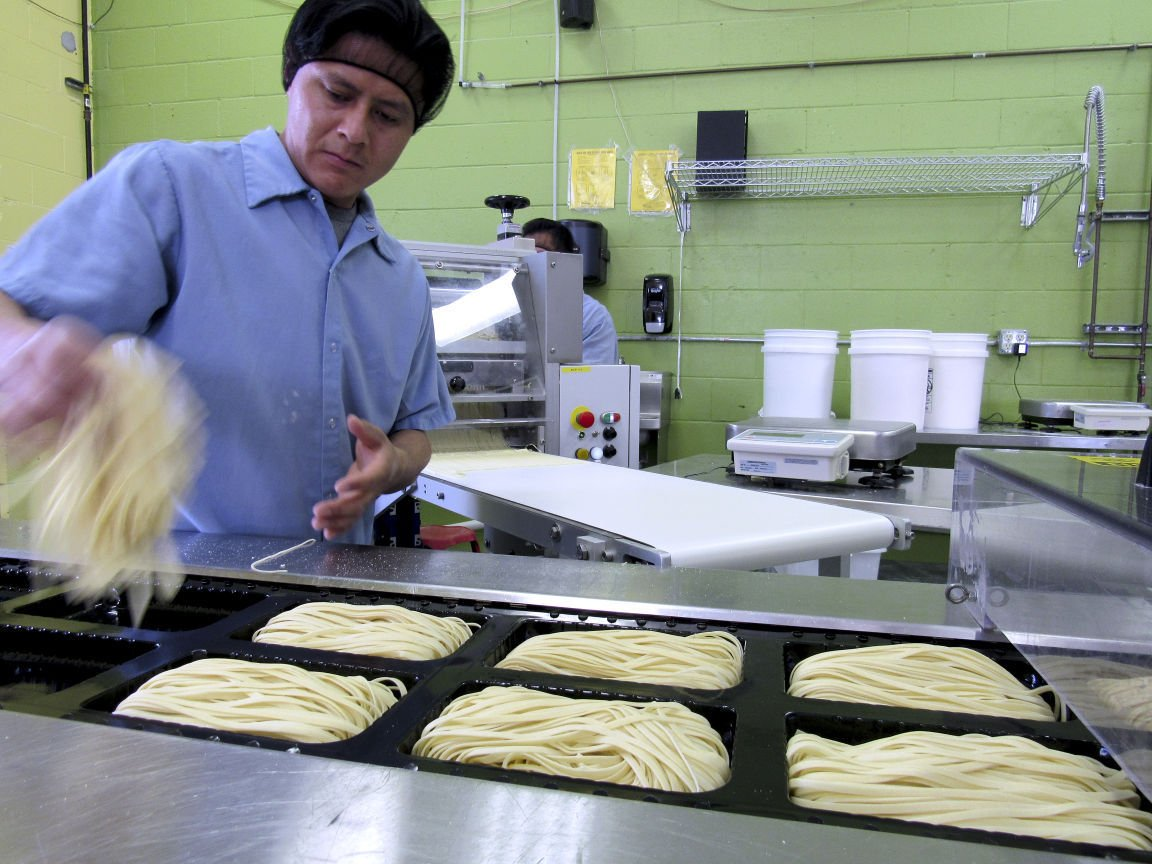 RP's Pasta Co.