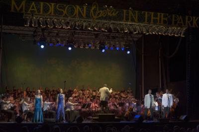 Opera in the Park 2014