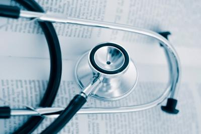 Stethoscope on study iStock file photo