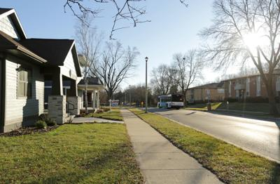 Allied Drive streetscape (copy)
