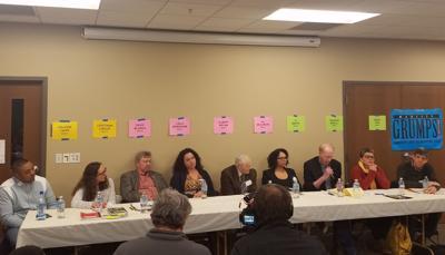 School Board Forum