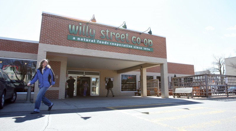Willy Street Co-op exterior