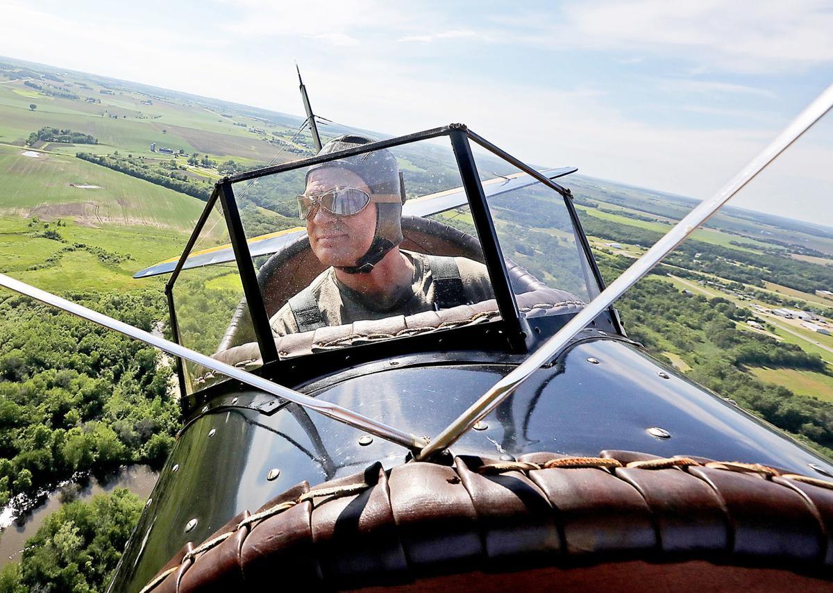 Vintage pilot