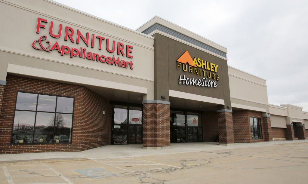 furniture and appliances return to revamped beltline location madison wisconsin business news. Black Bedroom Furniture Sets. Home Design Ideas