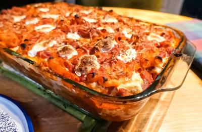 Recipe of the Day: Baked Ziti