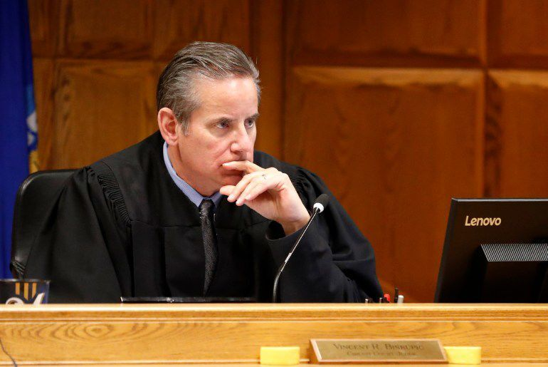 Outagamie County Circuit Judge Vincent Biskupic