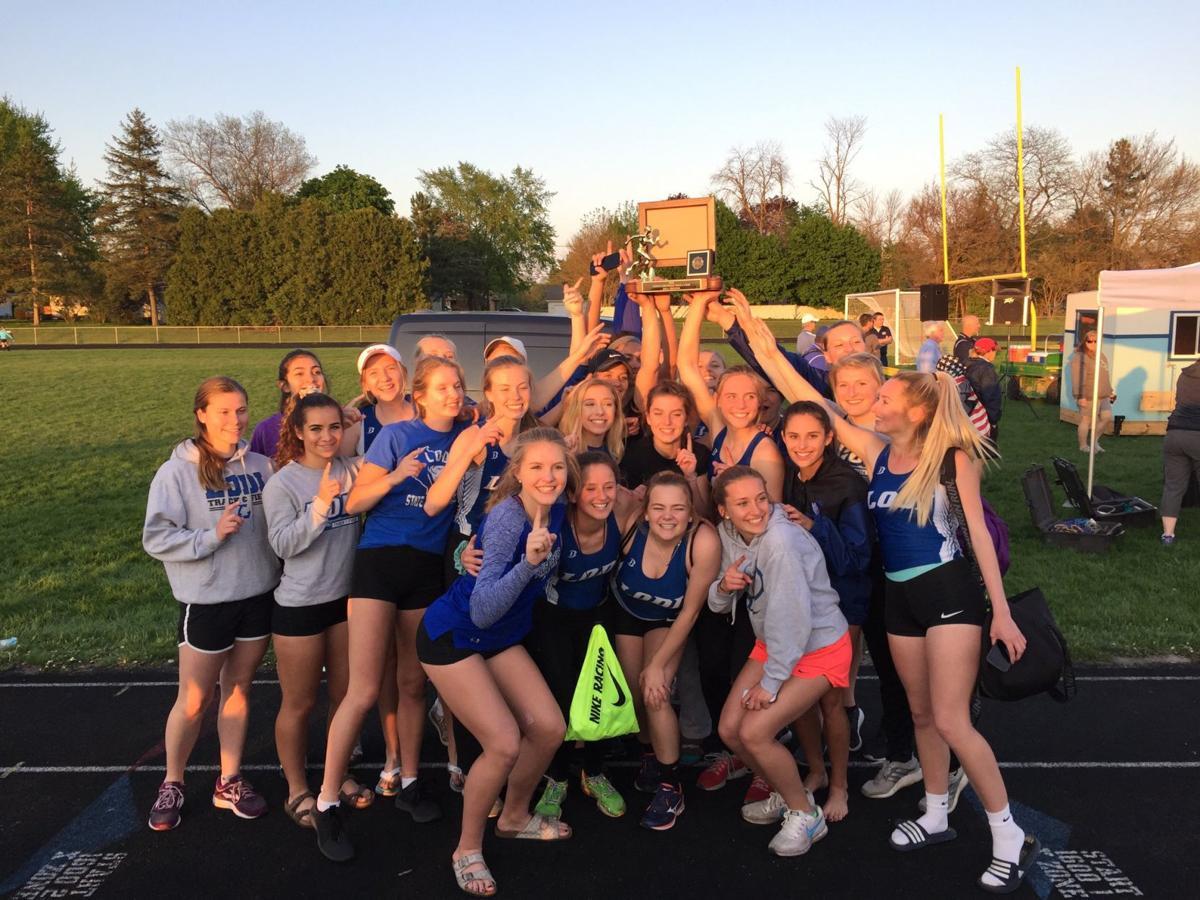 Lodi girls win Capitol Conference title
