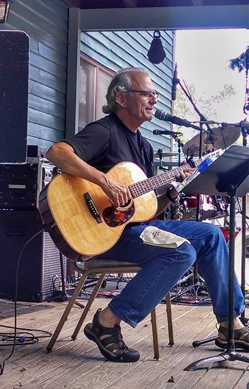 Jim Barnard plays the Spring Green General Store on Saturday, Sept. 28 from 2 to 4 pm