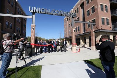 Union Corners redevelopment