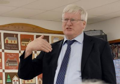 Dana Milbank: Remember when conservatives such as Glenn Grothman believed no one was above the law?