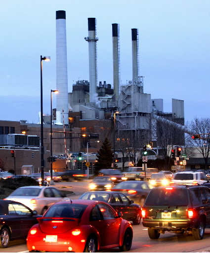 Blount Street power plant